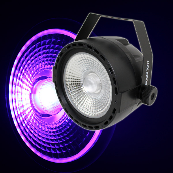Mini UV COB LED Par Spot